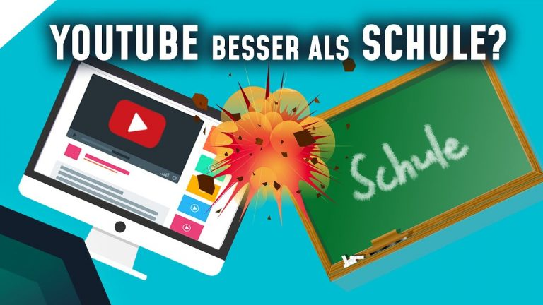 YouTube-vs-Schule